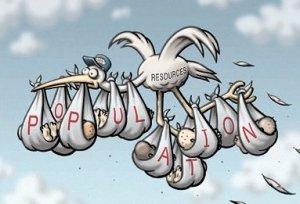Overpopulation myth